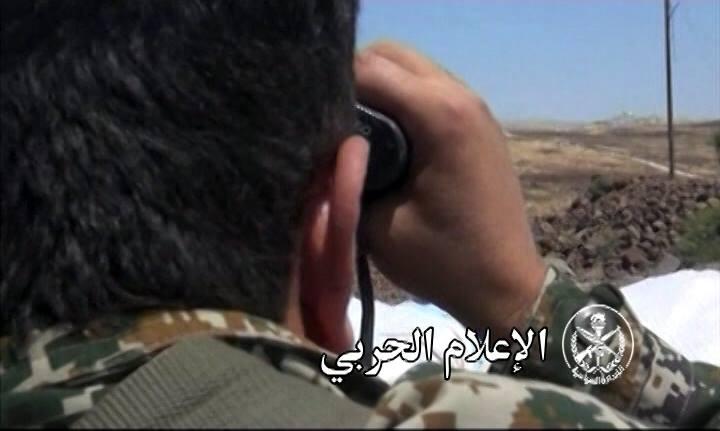 Photo of الجيش يدمر تحصينات ودشم رشاشات لإرهابيي «النصرة» في درعا بشكل كامل