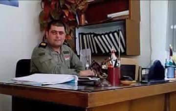 Photo of سقوط طائرة حربية بعد إقلاعها من مطار حماة بسبب خلل فني