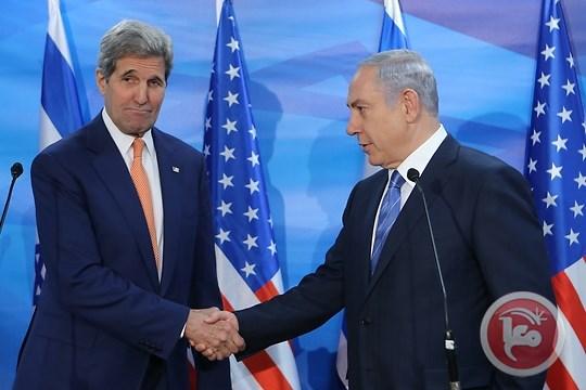 Photo of نتنياهو وكيري يبحثان سبل دفع المفاوضات