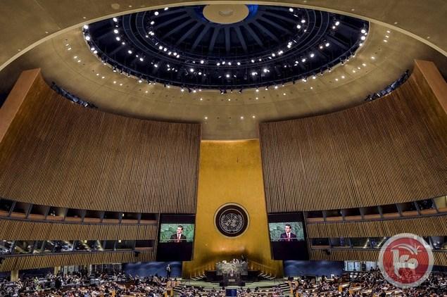 Photo of لاول مرة- انتخاب اسرائيل لرئاسة اللجنة القانونية في الأمم المتحدة