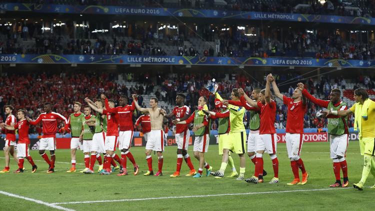"Photo of سويسرا ترافق فرنسا إلى دور 16 في ""يورو 2016"""