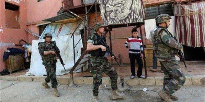 "Photo of الأمن اللبناني يضبط خلية إرهابية تابعة لتنظيم ""داعش"""