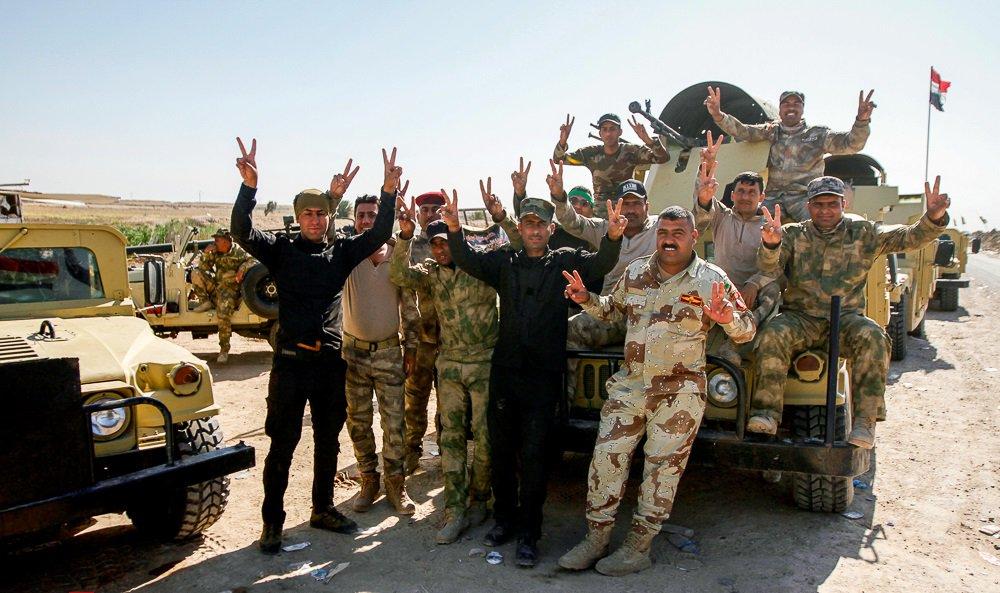 Photo of الجيش العراقي يدخل الفلوجة