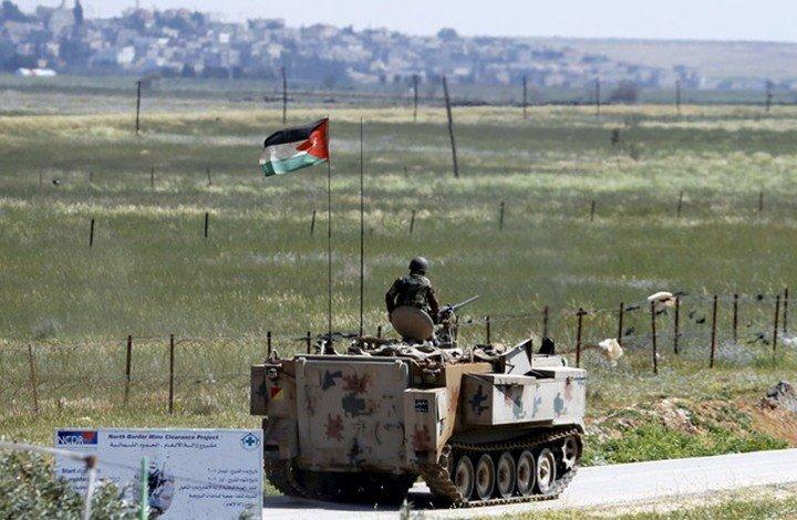 Photo of قتلى وجرحى بين أفراد حرس الحدود الأردني بهجوم إرهابي