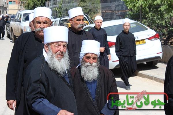 Photo of زيارة سيدنا الخضر عليه السلام في بقعاثا
