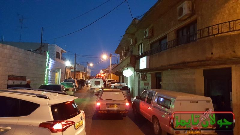 Photo of حريق منزل في بقعاثا بسبب ماس كهربائي