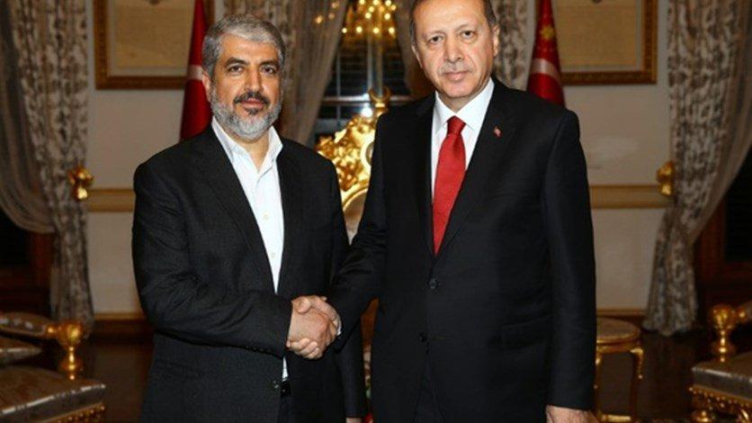 Photo of قبيل التطبيع…اردوغان يستقبل مشعل