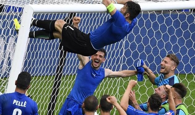 Photo of إيطاليا تطيح إسبانيا وتتأهل لمواجهة ألمانيا
