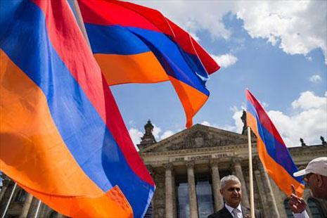 Photo of ألمانيا تُقر بالأبادة الأرمنية
