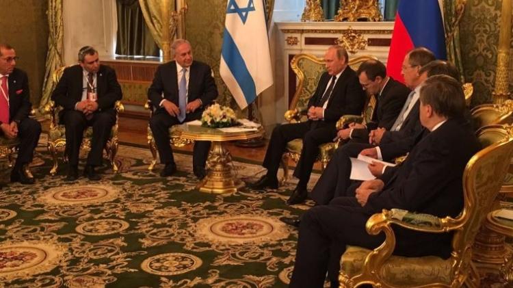 Photo of بوتين يبحث مع نتنياهو ملفات المنطقة