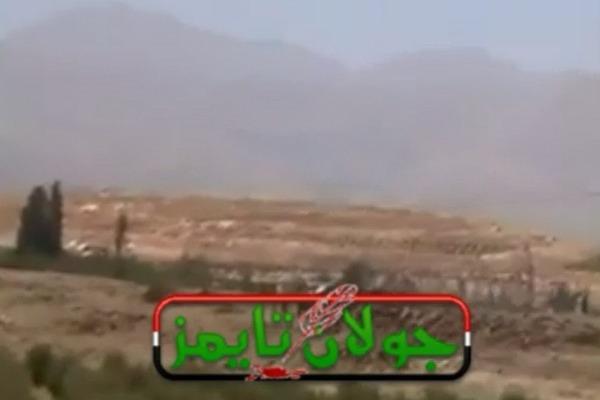 Photo of رسالة حماة الوطن من جبهة «ريف القنيطرة»