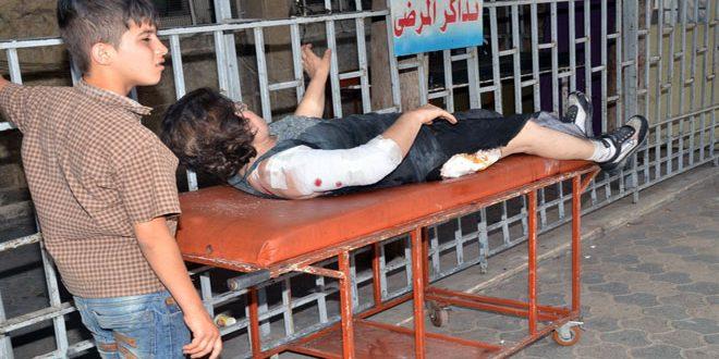 Photo of شهيدة وعدة إصابات بحلب الجريحة