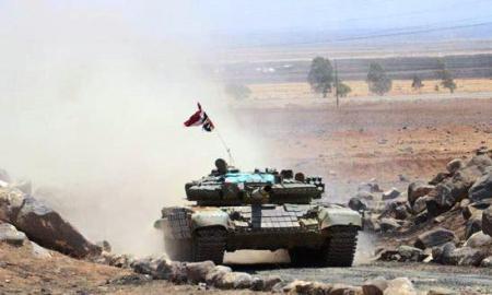 Photo of الجيش يتقدم بمزارع الملاح بريف حلب