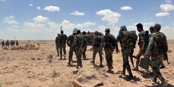 Photo of مقتل أعداد من إرهابيي داعش بريف حماة