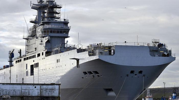 Photo of روسيا ترسل أضخم سفينة حربية إلى سورية
