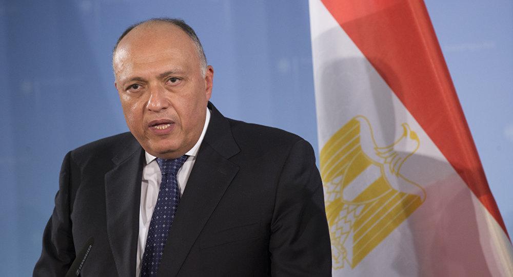 Photo of وزير الخارجية المصري يزور إسرائيل