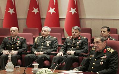 Photo of استقالات بالجيش التركي