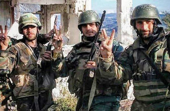Photo of التصدي لهجوم إرهابي في سعسع وحرفا بريف دمشق