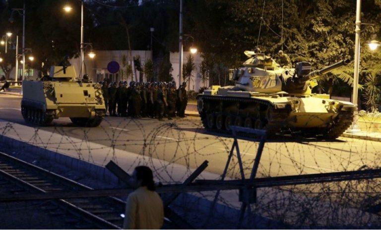 Photo of محاولة انقلاب عسكري بتركيا