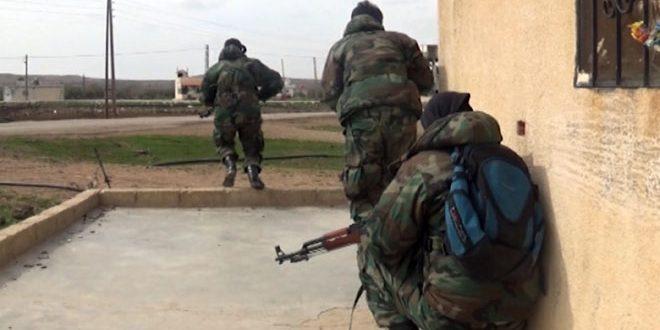 Photo of بعملية نوعية .. الجيش يحرر مخطوفين بدرعا