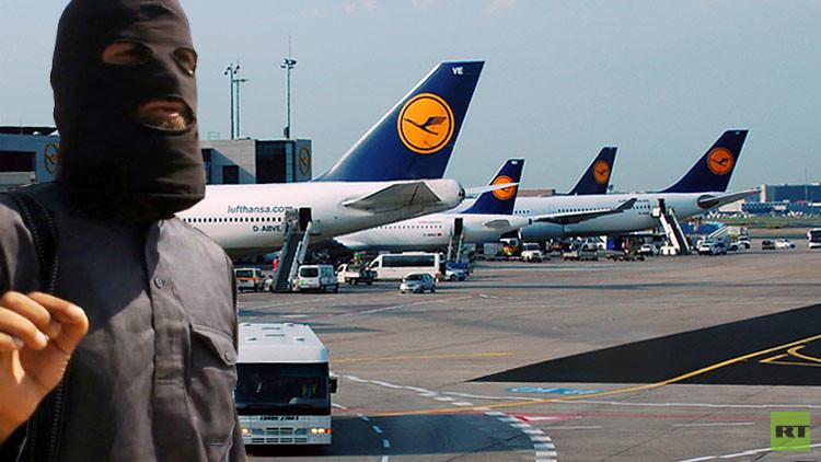 "Photo of هل سيهاجم تنظيم ""داعش"" مطارات ألمانيا؟"