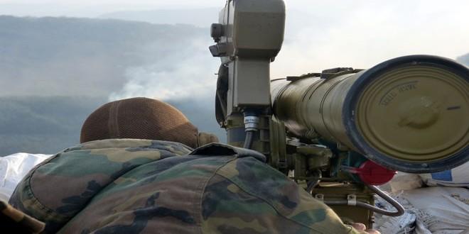 Photo of عمليات عسكرية مكثفة بريف دمشق ودرعا