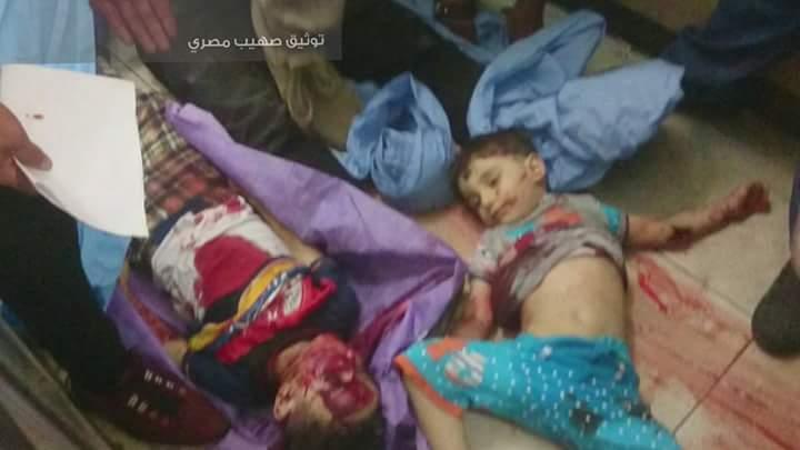 Photo of فيديو يظهر مجازر الارهابيين في حلب