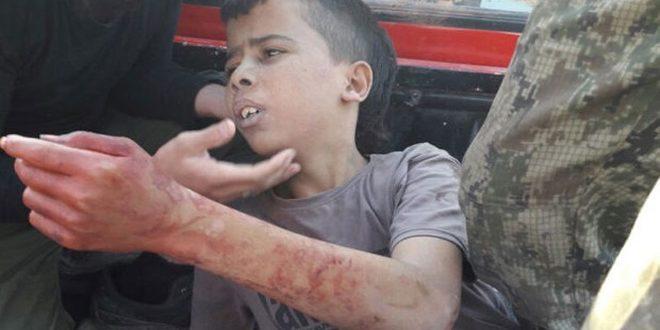 Photo of براءة الأطفال تذبح بالسكين بريف حلب