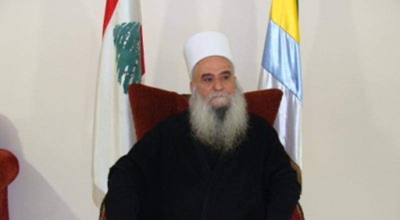 Photo of الشيخ الغريب يدعو للتنسيق بين سورية ولبنان لمحاربة الإرهاب