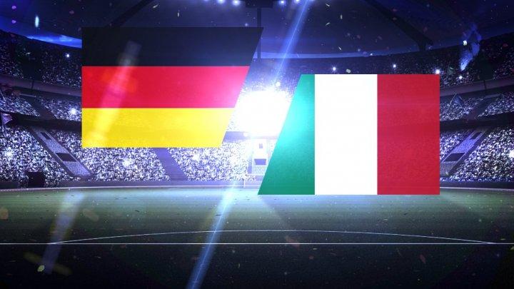 Photo of إيطاليا تخسر أمام ألمانيا