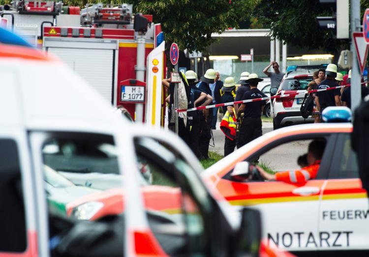 Photo of مقتل 9 أشخاص بهجوم إرهابي في ميونخ