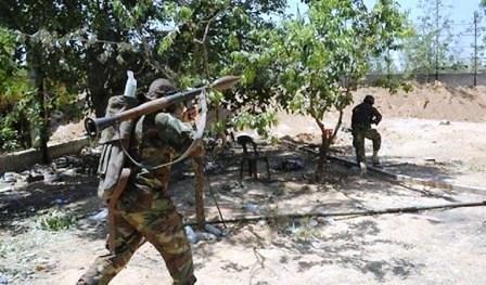 Photo of تدمير مقرات إرهابية بريف درعا والسويداء