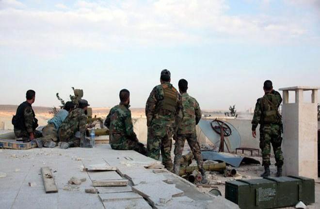 Photo of الجيش ينفذ ضربات مكثفة على تحركات الإرهاب بريف حلب