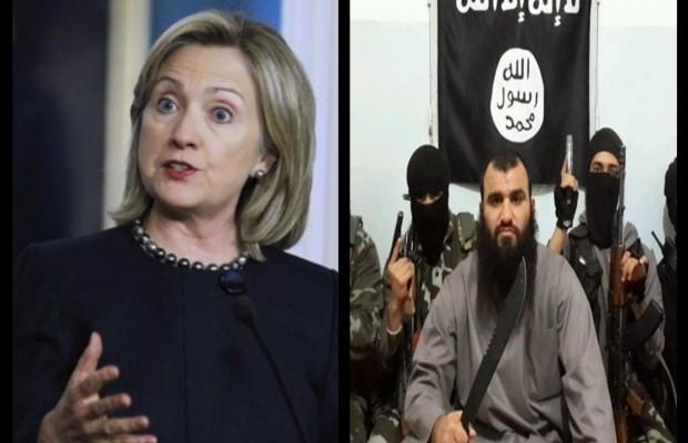 Photo of مفاجأة من العيار الثقيل: هيلاري كلينتون على صلة بــ داعش