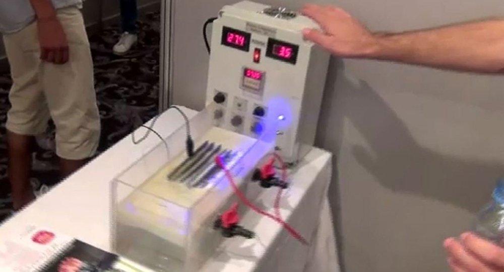 Photo of طالب سوري يخترع جهاز لتنقية المياه الملوثة