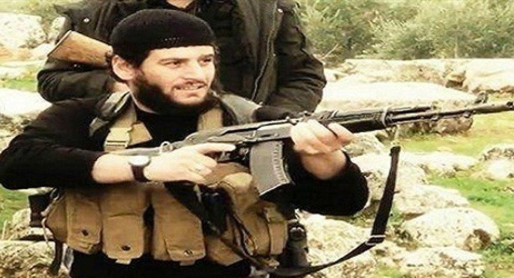 Photo of العدناني قُتل بغارة روسية