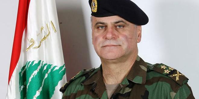 Photo of قائد الجيش اللبناني: الإرهاب بات خطرا عالميا