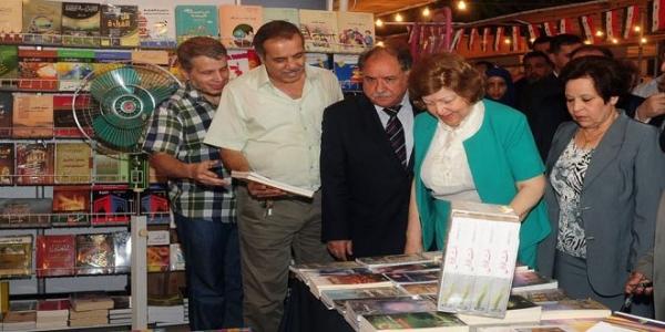 Photo of برعاية الأسد.. افتتاح معرض الكتاب بدمشق