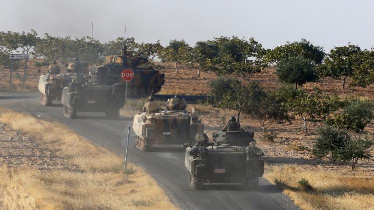 Photo of تركيا تواصل اعتداءها على الأراضي السورية
