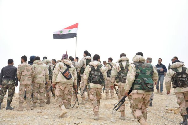 Photo of رجال الحرس الجمهوري يتصدون لهجوم داعشي عنيف بدير الزور