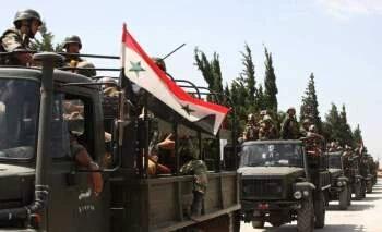 Photo of مناطق جديدة بريف حلب بعهدة الجيش