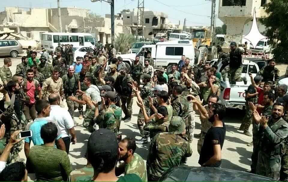 Photo of عمليات دقيقة لاسودنا بدير الزور وريف دمشق