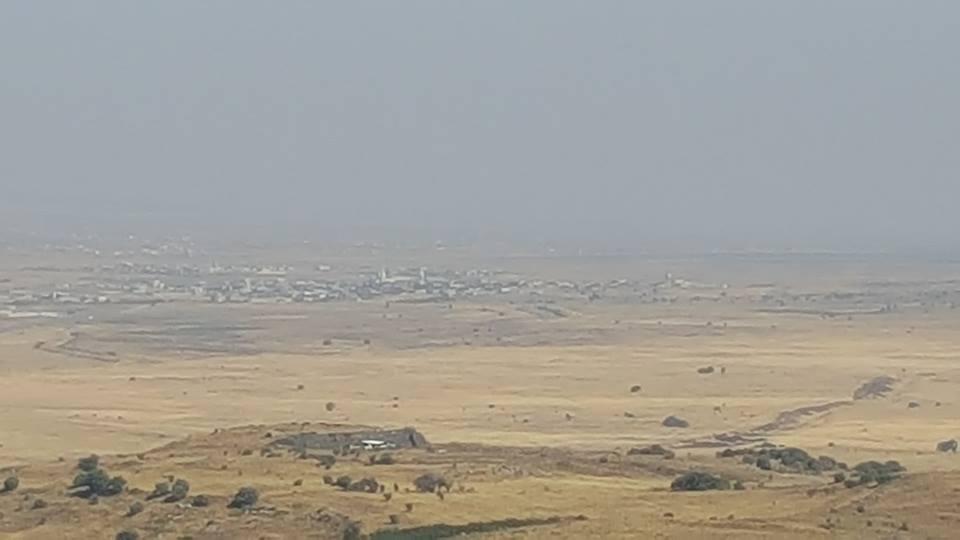 Photo of الطيران الاسرائيلي يقصف البعث والجيش السوري يدك معاقل الارهابيين بالحميديه
