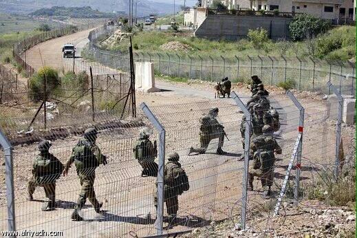 Photo of دوريات مكثفة للقوات الاحتلال عند الشريط الحدودي مع لبنان