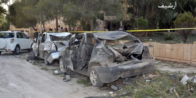 Photo of 7 شهداء و31 جريحاً باعتداءات إرهابية على أحياء سكنية في حلب