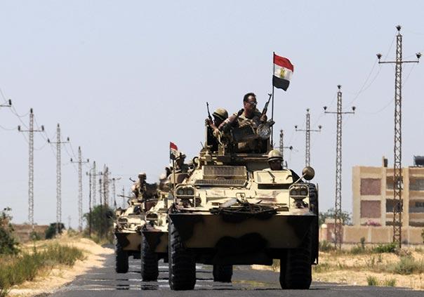 Photo of مقتل زعيم أنصار ''بيت المقدس'' في عملية للجيش المصري
