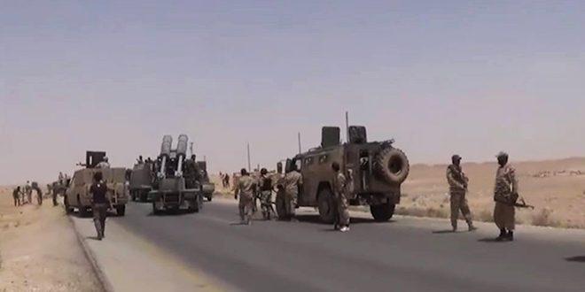 Photo of الجيش يسيطر على 5 كتل بـ 1070 بحلب