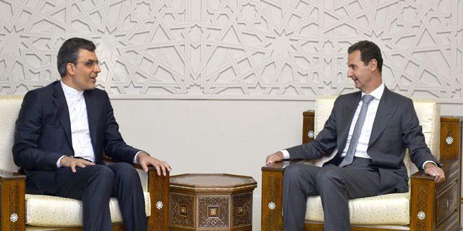 Photo of الأسد: العدوان الأمريكي جاءً دعماً لداعش