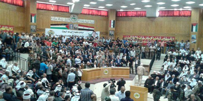 Photo of تسوية أوضاع مطلوبيين بالسويداء