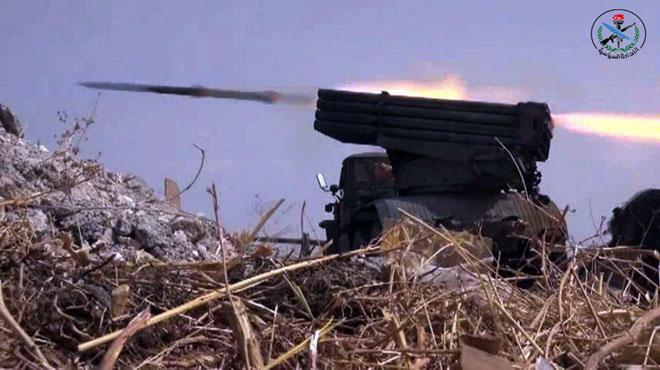 Photo of العملية بحلب بدأت.. وتشمل هجوماً برياً